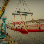 На воду спущен парусник Pelagic-77 от KM Yachtbuilders
